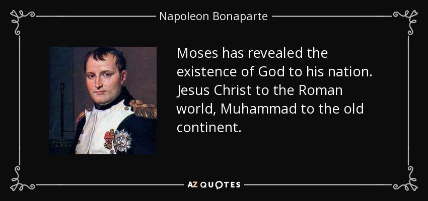 An analysis about napoleons life