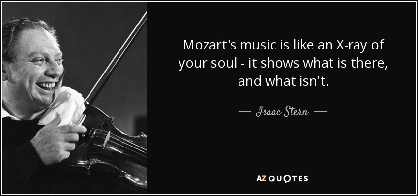 TOP 18 QUOTES BY ISAAC STERN