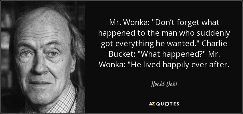 Mr. Wonka: