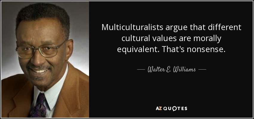 different cultural values There are a wide range of classroom activities that can help students recognize  the essential humanity and value of different types of people.
