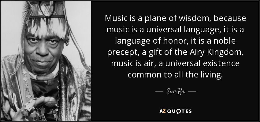 Why Music Is a Universal Language