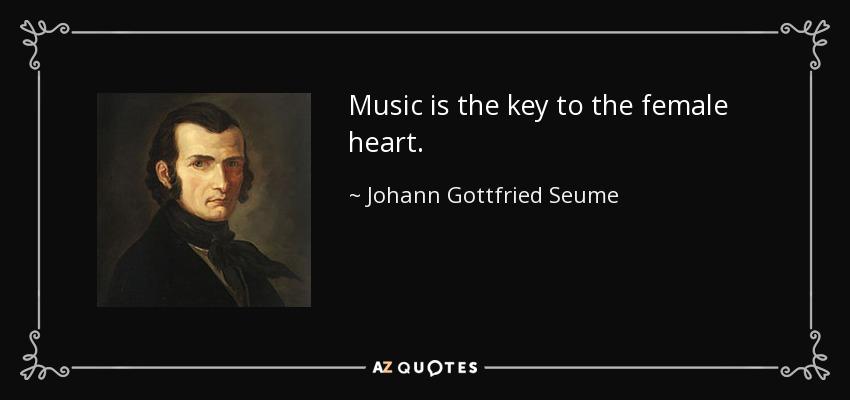 Johann Gottfried Herder music