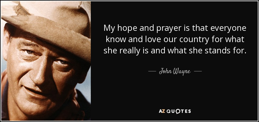 John Wayne - Say A Prayer