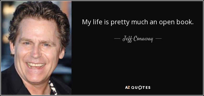 jeff conaway net worth