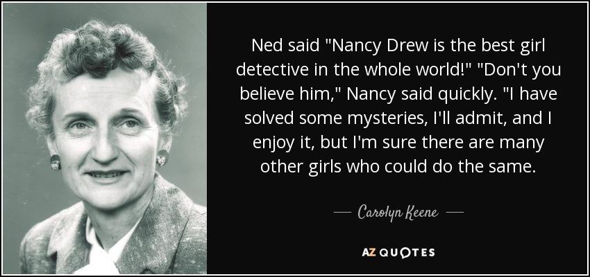 Ned said