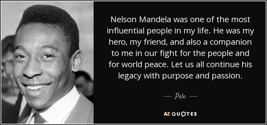 Why Is Nelson Mandela a Hero?