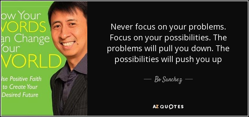 Bo Sanchez Quotes