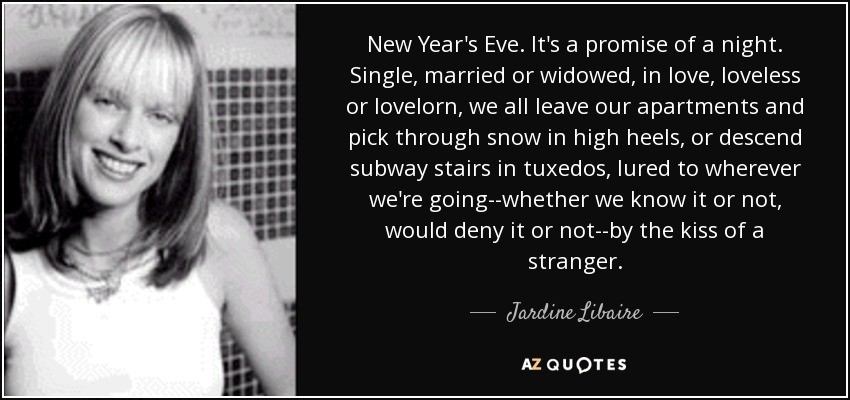 new years eve its a promise of a night single married or widowed