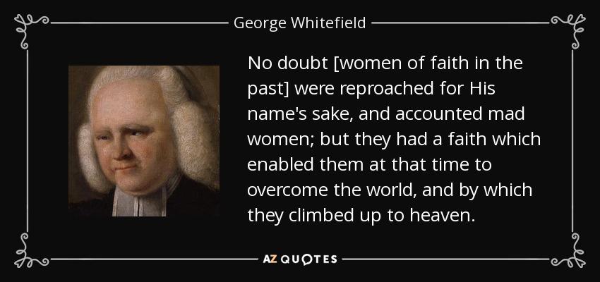 Top 6 Women Of Faith Quotes A Z Quotes