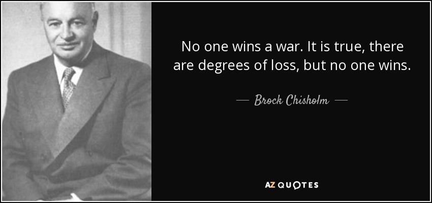 Wins War