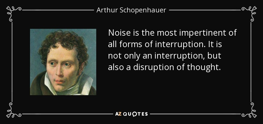 Top 25 Noise Quotes Of 1000 A Z Quotes