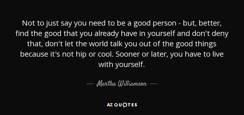 Top 5 Quotes By Martha Williamson A Z Quotes
