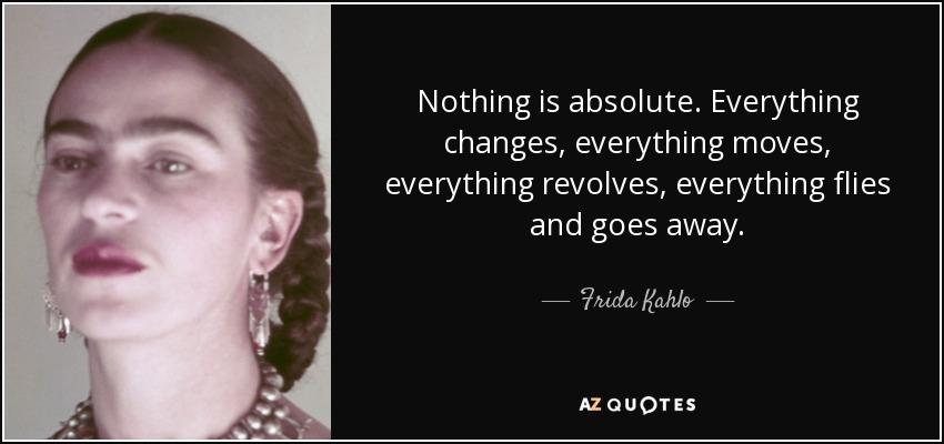 TOP 25 QUOTES BY FRIDA KAHLO (of 61) | A-Z Quotes
