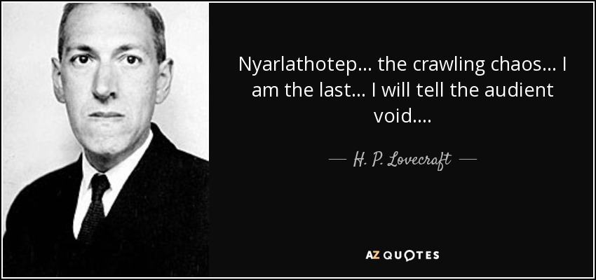 HP Lovecraft - Live · May 11, 1968