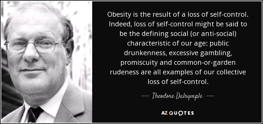 It's Not a Diet, It's Self-Control » PfitBlog |Self Control Diet Quotes