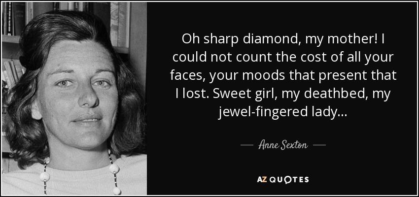 Anne Sexton oh