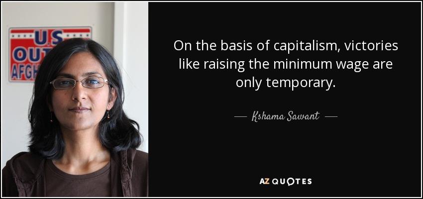capitalist society essay