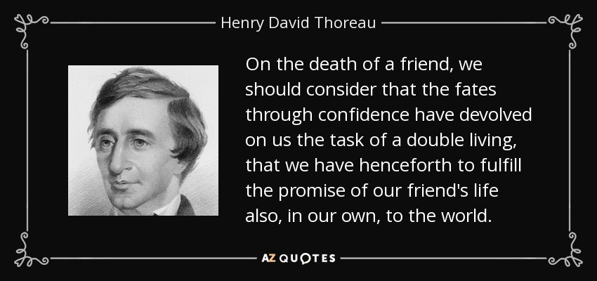 Quotes About Death Of A Friend TOP 25 DEATH OF A FRIEND QUOTES | A Z Quotes Quotes About Death Of A Friend