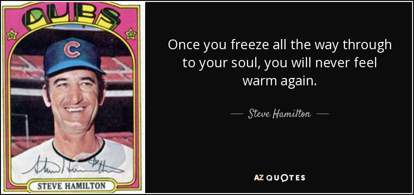 TOP 7 QUOTES BY STEVE HAMILTON