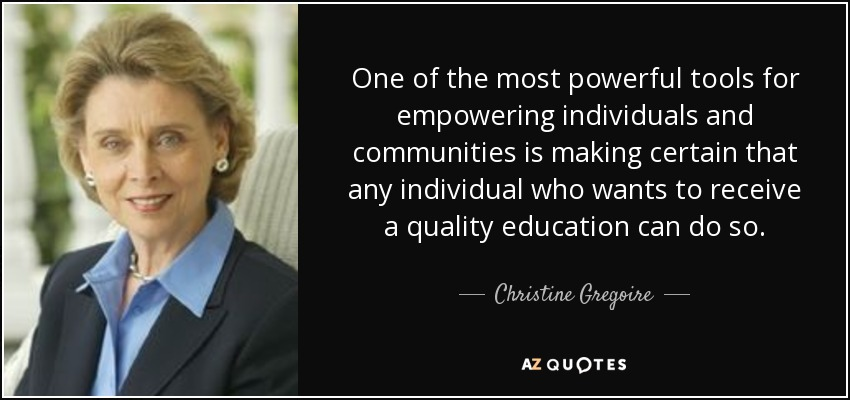 TOP 25 QUALITY EDUCATION QUOTES (of 79) | A Z Quotes