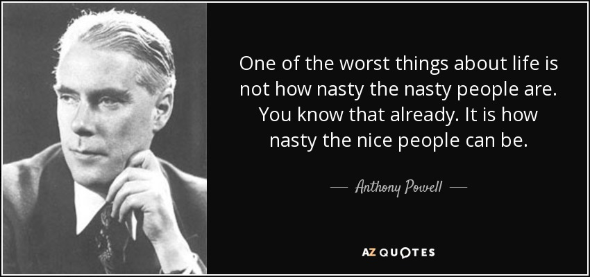 TOP 6 NASTY PEOPLE QUOTES | A-Z Quotes