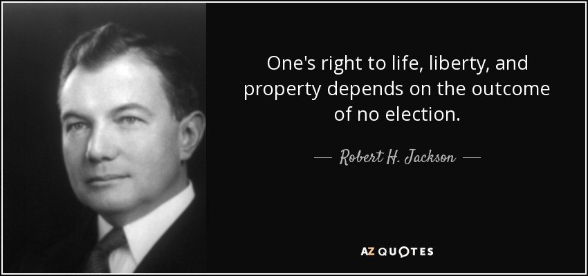 right to life liberty