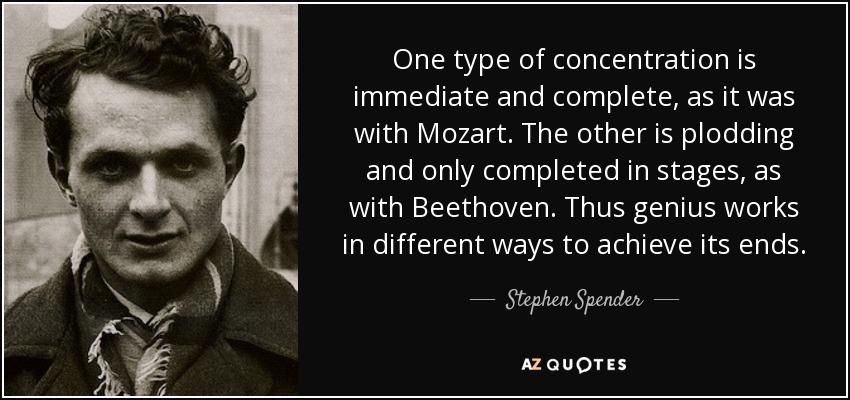 Stephen Spender john fante
