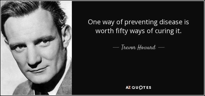 Trevor Howard Quotes