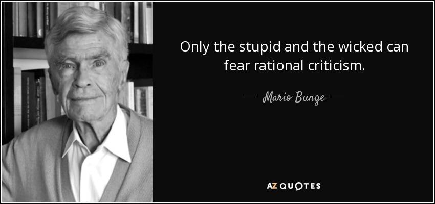 rational criticism