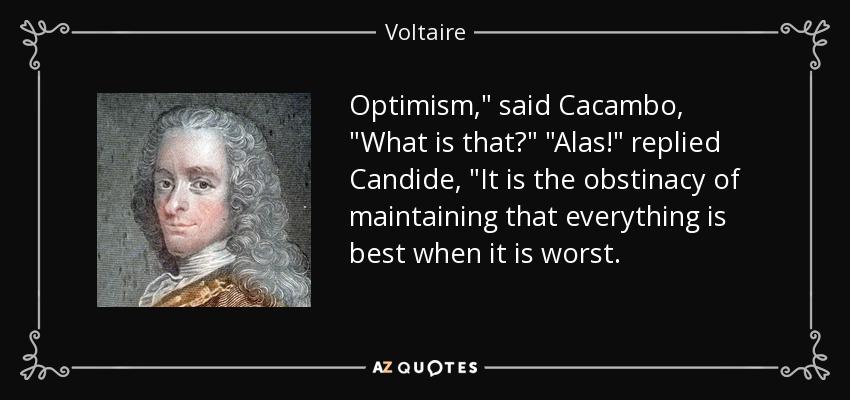 Optimism,