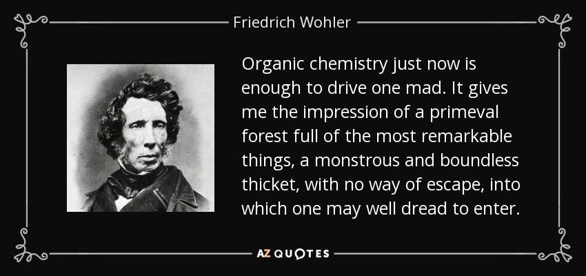 QUOTES BY FRIEDRICH WOHLER | A-Z Quotes