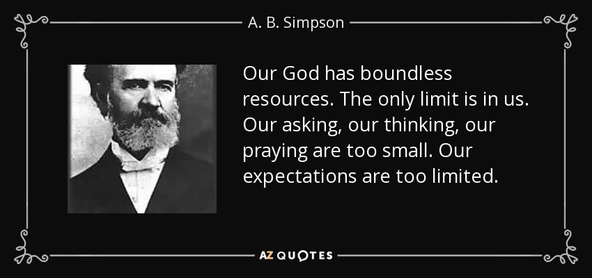 Top 25 Quotes By A B Simpson Of 79 A Z Quotes