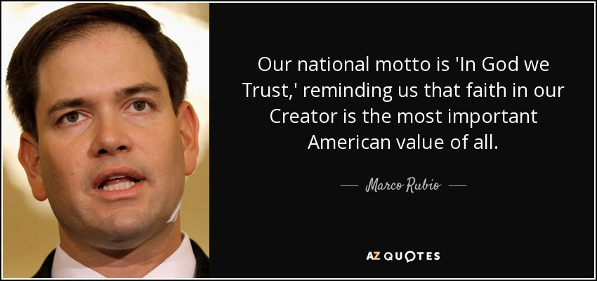 Marco Rubio Quotes Top 25 Quotesmarco Rubio Of 524  Az Quotes