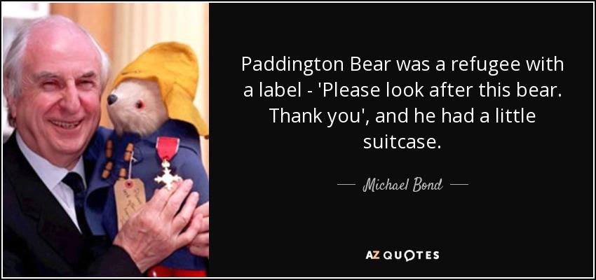 Bond Quotes Cool TOP 48 QUOTES BY MICHAEL BOND AZ Quotes