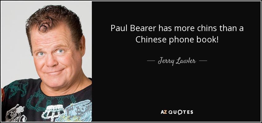 chinese phone book