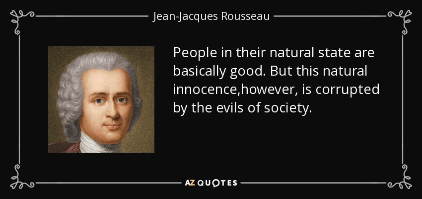 Top 25 Quotes By Jean Jacques Rousseau Of 388 A Z Quotes
