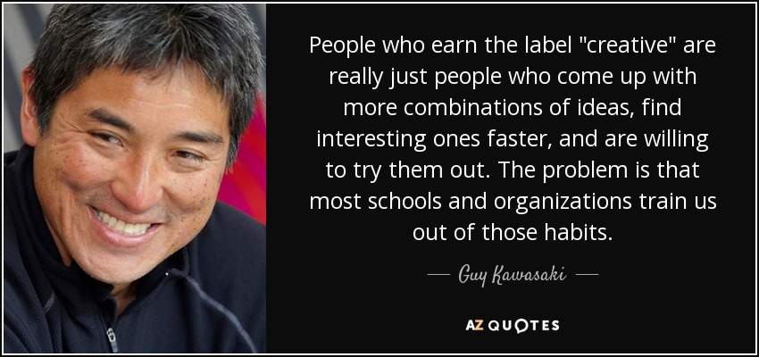 People who earn the label
