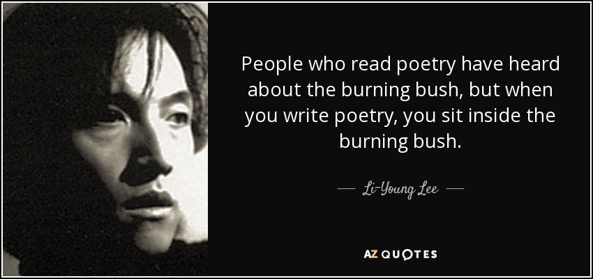an analysis of the poem a story by li young lee View essay - a story analysis from english la ap literat at new century tech demo high sch a story by li-young lee analysis cody d holland 8 december 2016 in his poem entitled a story, poet.