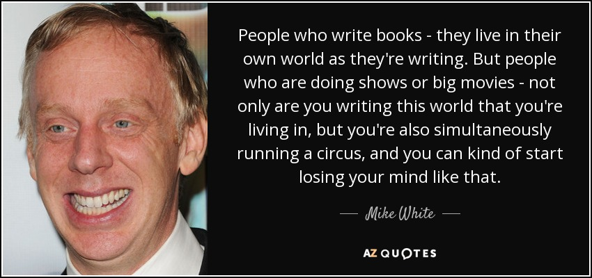 People who write books