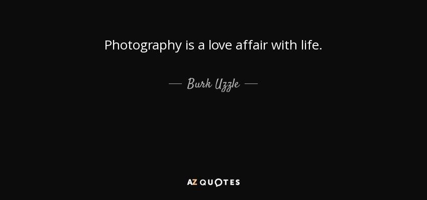 A Love Affair For Life