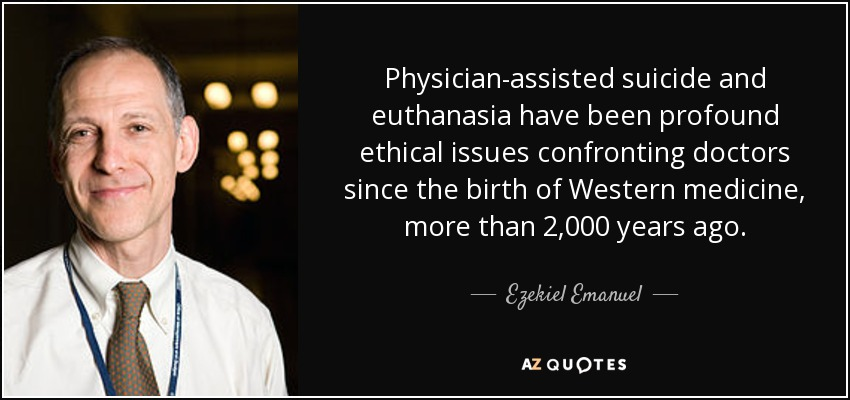 is physician assisted suicide ethical