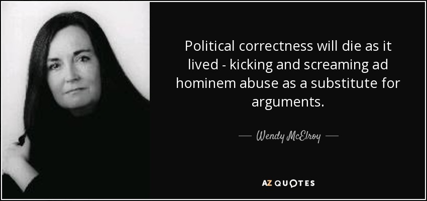 Image result for ad hominem brainy quotes