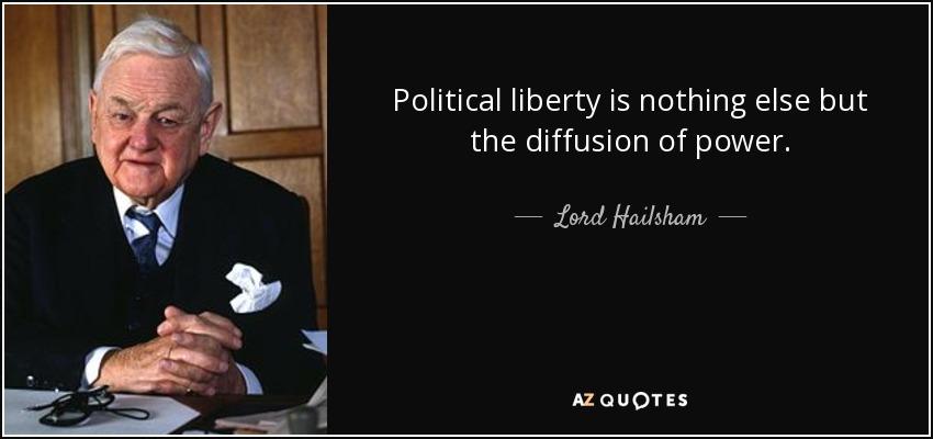 political liberty