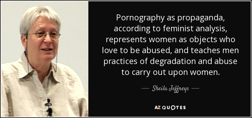 pornography and feminism essay