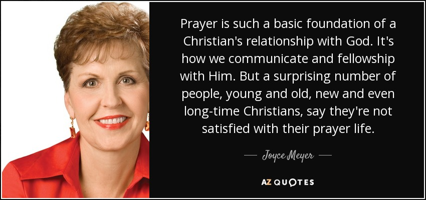 Joyce Meyer Young