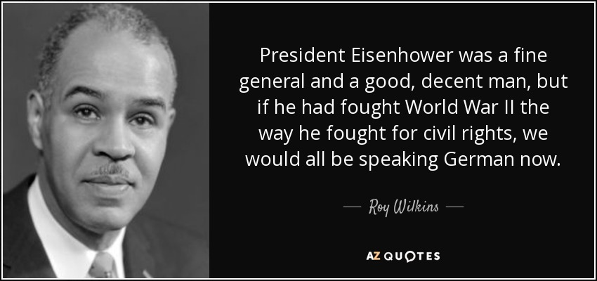 About Eisenhower
