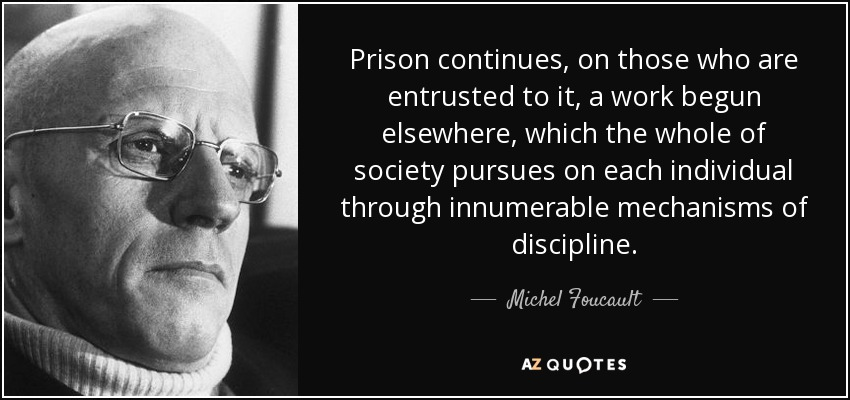A biography of michel foucault and the cultivation of the self