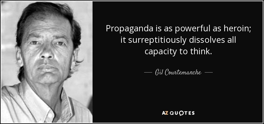 QUOTES BY GIL COURTEMANCHE