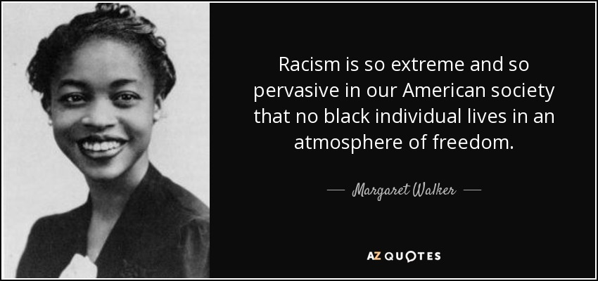 is racism a permanent feature of american society essay Chapter 14 racial inequality while racism may harm significant segments of the racially dominant group in american society, nevertheless racism is above all a.