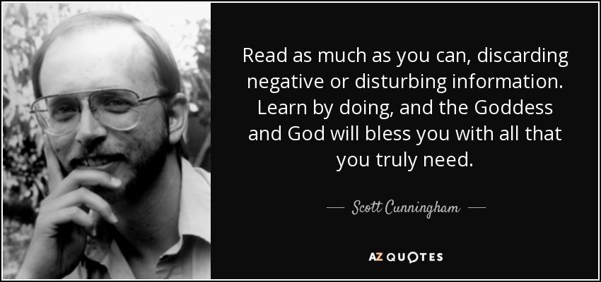 Scott Cunningham TOP 25 QUOTES BY SCOTT CUNNINGHAM AZ Quotes